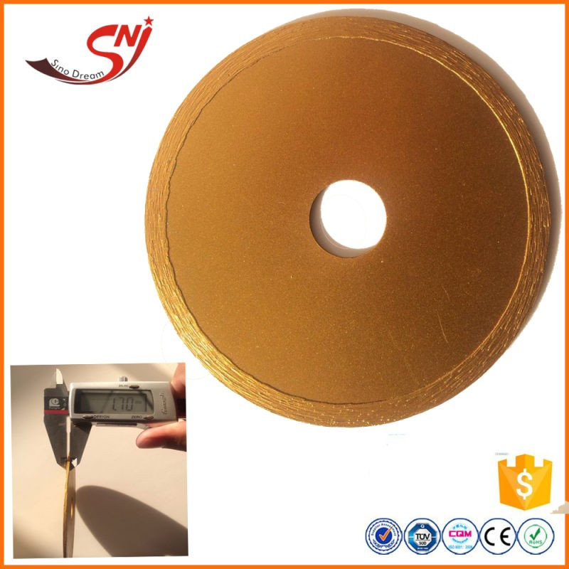 110mm Hand Continuous Cold Pressed Circular Saw Blade