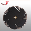 180mm-230mm sector-turbo Hot Pressed Circular Saw Blade