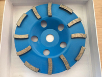 180mm Diamond High Frequency Welding Cup Wheel